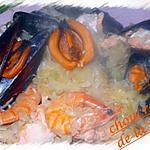 recette choucroute de la mer