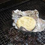 recette Camenbert au barbecue