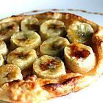 recette Tartelettes Tatin aux bananes ultra-rapide