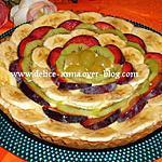 recette tarte aux fruits
