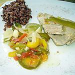 recette thon rouge braisé