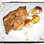 recette Foie gras de canard aux litchis