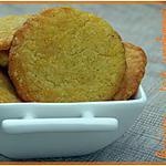 recette Galettes Salées au Curry et au fromage