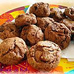 recette Cookies choco menthe
