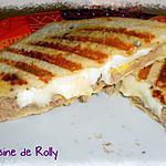 recette Croque Bagnat