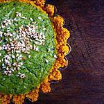 recette Tartelettes couscous, brocoli et tofu soyeux