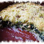 recette Parmentier d'épinards et saumon