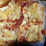 recette tarte tomates courgettes