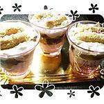 Faux tiramisu pomme-pruneaux …de Kitchenette---La recette revisitée