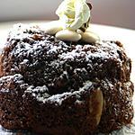 recette Gâteau au chocolat express, cuisson au micro-ondes!