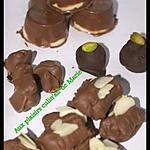 recette CHOCOLATS MAISON