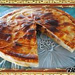 recette Galette des rois poire pralinoise