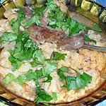 recette Tajine de choux-fleur à la viande