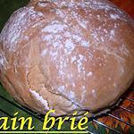 recette pain brié