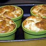 recette soufflé oignon pomme de terre