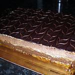 recette mille feuille au chocolat