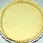 recette Pâte Sablée Vanillée pour Tartelette