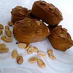recette Mini-cakes tout cacahuètes