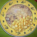 recette Escalope de volaille au maroilles
