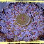 recette Gâteau au citron régime