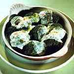 recette Brocolis à la Mozzarella  110 calories par personne