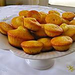 MUFFINS AUX ORANGES ET FRUITS DE LA PASSION
