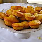 recette MUFFINS AUX ORANGES ET FRUITS DE LA PASSION