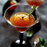 recette Mandarines au caramel