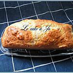 Cake jambon-gruyère a Jo