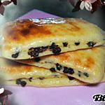 recette Brioche suisse à la crème pâtissière et pépites au chocolat ou pépito