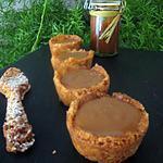 recette Palets bretons au caramel salé