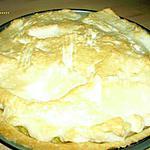 recette tarte au citron vert meringuée