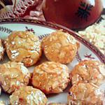 Ghribas aux amandes(Pâtisserie marocaine)