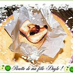 recette Papillote de pomme au Carambar