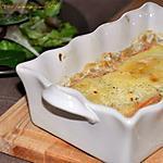 recette Gratin de Crozets au Fromage à Raclette