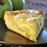 recette Quatre Quarts aux Pommes
