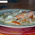 recette Waterzooi de poissons