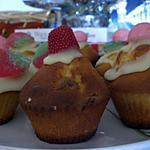 recette Cupcakes dinette choco-fraises