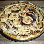 recette tarte au pomme original