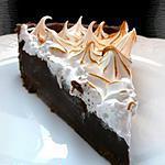 recette Tarte meringuée au chocolat