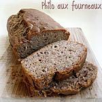 recette Cake au chocolat & au jambon cru