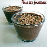 recette Mousse au chocolat caramel beurre salé