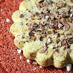 Fiadone (sans pâte) à la butternut et aux lardons