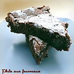 recette Gâteau au chocolat Bellevue de Christophe FELDER