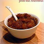recette Chutney de mangue