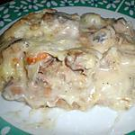 recette lasagne de la mer