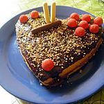recette gateau anniversaire ///pour ma fille  10ans