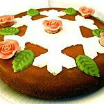 GATEAU A LA ROSE