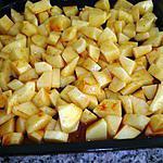 recette Petite pommes de terre au four