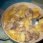 recette poulet fermier a la normande